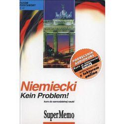 Niemiecki Kein problem! Kurs do samodzielnej nauki MP3 (Płyta CD) (ISBN 9788360199619)