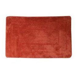 Dywanik łazienkowy 50x80cm akryl, czerwony KP03C