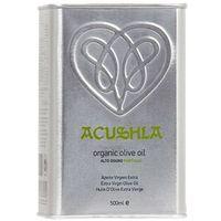 Portugalska ekologiczna oliwa z oliwek  gourmet 500ml marki Acushla