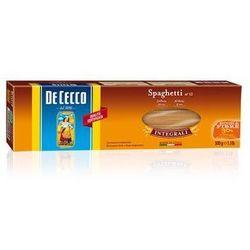 De Cecco Makaron Spaghetti INTEGRALI 0,5kg