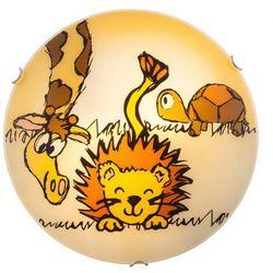 Rabalux 4559 - lampa dziecięca leon 2xe27/60w