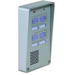 RADBIT BMN-4P GD36 Bezawaryjny domofon czterorodzinny - produkt polski, BMN-4P GD36