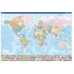 Mapa polityczna - Świat - produkt z kategorii- mapy