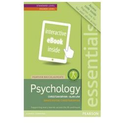 Pearson Baccalaureate Essentials: Psychology Ebook Only Edition (etext) (ISBN 9781447951537)