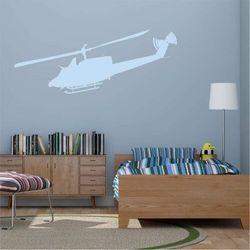 Wally - piękno dekoracji Helikopter bojowy szablon do malowania 2303