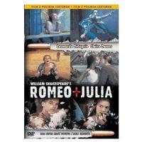 Romeo i Julia (film z polskim lektorem) (DVD) - Baz Luhrmann (5903570141355)