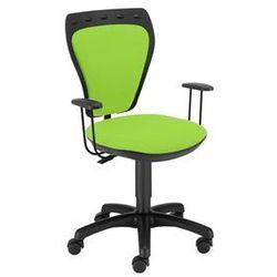 krzesło obrotowe Ministyle Gtp zielony (M38)