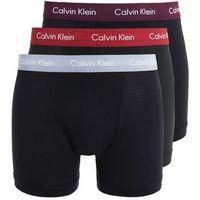 Calvin Klein Underwear 3 PACK Panty black, bawełna