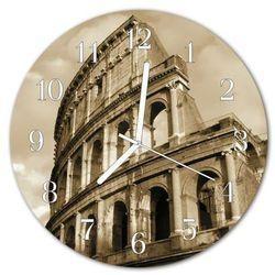 Zegar ścienny okrągły Colosseum