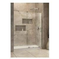 Rea Cezar drzwi prysznicowe 140x190, szkło transparentne + powłoka easy clean