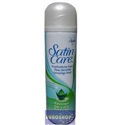 Gillette Satin Care z aloesem - produkt z kategorii- Pozostałe środki do depilacji