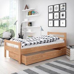 Łóżko slim bez szuflady olej naturalny olcha 90/200 tel: 575-636-868, szybko, bezpiecznie, 30 dni na zwrot marki Senpo