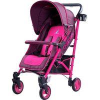 Wózek spacerowy CARETERO Sonata różowy + DARMOWY TRANSPORT!