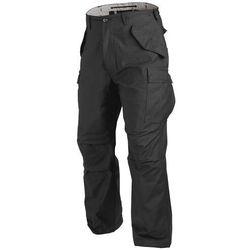 spodnie Helikon M65 czarne LONG (SP-M65-NY-01), kolor czarny