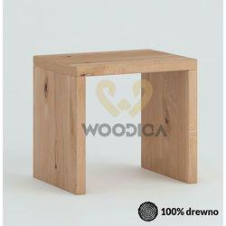 Szafka nocna dębowa syringa 02 marki Woodica