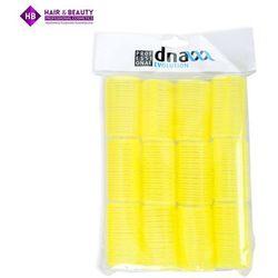 KIEPE Wałki do włosów D32 (opakowanie- 12 sztuk) Yellow 10032 - produkt z kategorii- Wałki i papiloty