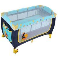 Łóżeczko turystyczne  z pełnym wyposażeniem tukan 285/02 + darmowy transport! od producenta Babyono