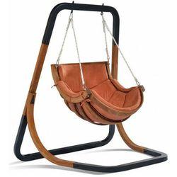 Producent: elior Fotel wiszący bujany terracotta - pasos 2x