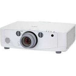 NEC PA600X, kontrast [2000:1]