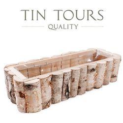 Tin tours sp.z o.o. Balkonówka z brzozy 55x18x13 cm