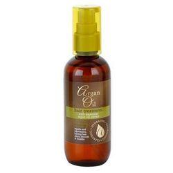 hydrating nourishing cleansing krem intensywnie nawilżający z olejkiem arganowym od producenta Argan oil