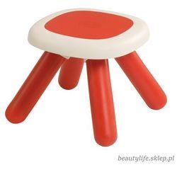 Taboret dla dzieci Smoby w kolorze czerwonym (2132168802009)