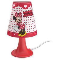 71795/31/16 - lampa stołowa dla dzieci disney minnie mouse led/2,3w/230v marki Philips