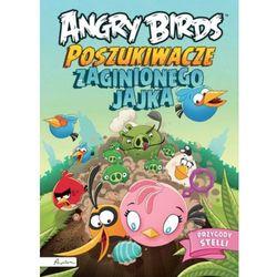 Angry Birds. Poszukiwacze zaginionego jajka. Przygody Stelli, pozycja wydawnicza