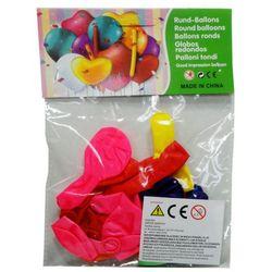 Zabawka SWEDE Balony metalic 20 sztuk