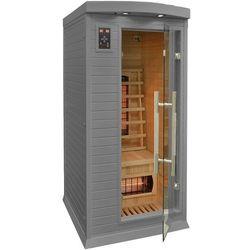 Home & garden Sauna na podczerwień z koloroterapią dh1 gh grey