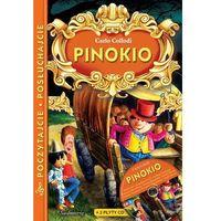 Pinokio z płytą CD (Collodi Carlo)
