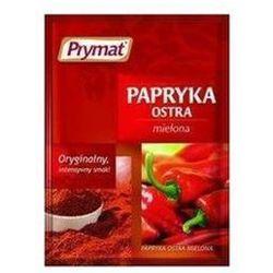 PRYMAT PAPRYKA OSTRA 20G z kategorii Przyprawy i zioła