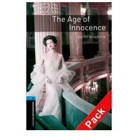 OXFORD BOOKWORMS LIBRARY New Edition 5 THE AGE OF INNOCENCE with AUDIO CD PACK