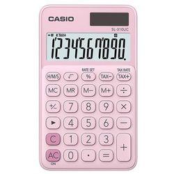 Casio Kalkulator sl-310uc-pk różowy (4549526700118)