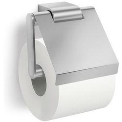 Wieszak na papier toaletowy z klapką atore mat marki Zack