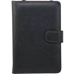 Uniwersalne etui do Tableta 7 cali, eko-skóra, czarny - oferta (357a4c7ce7e5d36e)