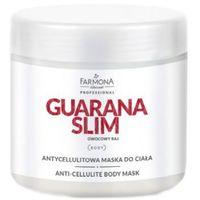 Farmona  guarana slim antycellulitowa maska do ciała