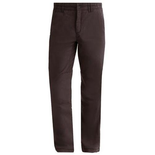 adidas Performance CLIMBCITY Spodnie materiałowe mottled dark grey od Zalando.pl