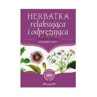 Herbatka ziołowa relaksująca i odprężająca DARMOWA DOSTAWA OD 65 ZŁ