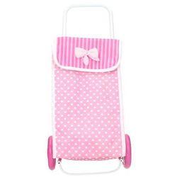 Decuevas, torebka na zakupy na kółkach - produkt z kategorii- Torebki dla dzieci