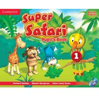 Super Safari Level 1, Pupil's Book*natychmiastowawysyłkaod3,99, oprawa miękka