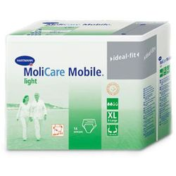 pieluchomajtki molicare mobile light extra large 14 szt od producenta Hartmann