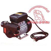 PA1 70 (HE 60) Pompa powierzchniowa do oleju napędowego i opałowego - 230V