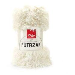 Koc / narzuta dwustronny futrzak 001 biały 155x210 marki Florentyna