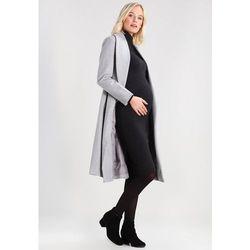 MAMALICIOUS MLMARIA Sukienka dzianinowa dark grey melange z kategorii Sukienki ciążowe