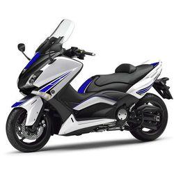 Zestaw naklejek PUIG do Yamaha T-Max 530 12-15 (niebieskie 8420), towar z kategorii: Pozostałe akcesoria moto