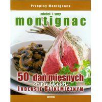 50 dań mięsnych o niskim indeksie glikiemiczny (128 str.)