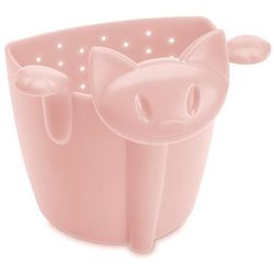 Zaparzaczka do herbaty mimmi pudrowy róż marki Koziol
