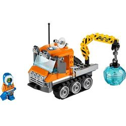 Lego City Arktyczny pojazd gąsienicowy 60033, klocki dla dzieci