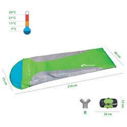 Śpiwór SPOKEY Ultralight 600 Zielony + DARMOWY TRANSPORT! z kategorii Śpiwory